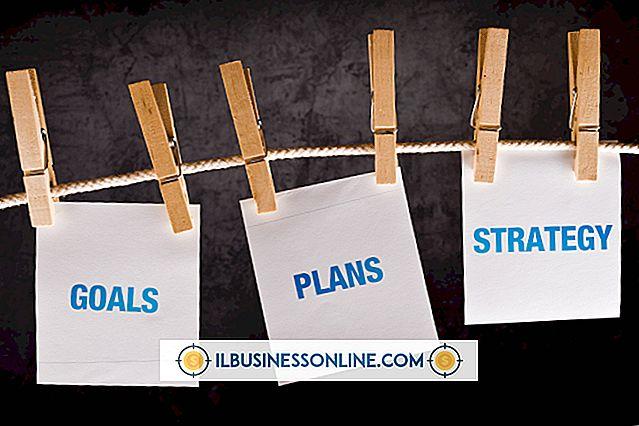 หมวดหมู่ การโฆษณาและการตลาด: แผนทิศทางเชิงกลยุทธ์ที่ดีในการตั้งค่าการผลิตคืออะไร?