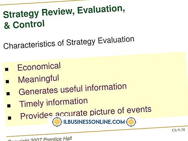 Kategorie Werbung & Marketing: Bewertungsstrategien