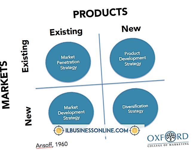 Eksempler på marketingstrategier brugt til at sælge en vare