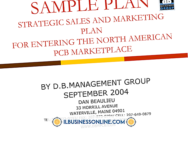 Eksempler på hvordan du skriver en markedsføringsplan