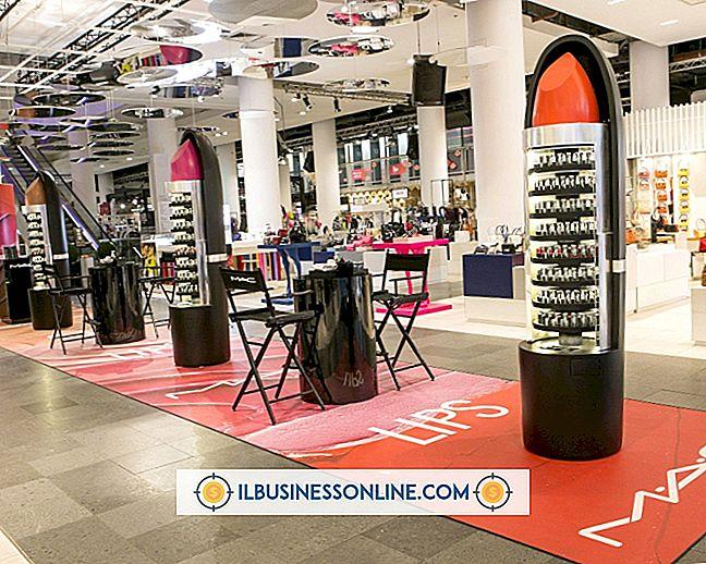 विज्ञापन विपणन - त्वचा उत्पादों के लिए दृश्य मर्केंडाइजिंग