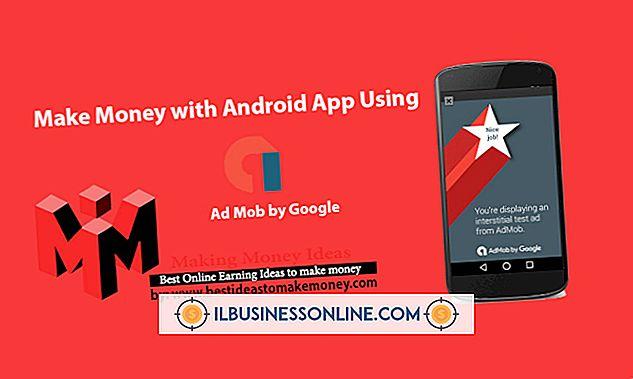 Hoe fatsoenlijk geld te verdienen met AdMob voor een Android-app