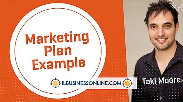 マーケティング計画の目標例