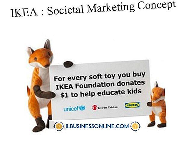 Kategori reklame og markedsføring: Eksempler på samfunnsmessig markedsføring
