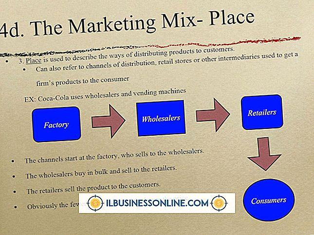 Cómo diferenciar la mezcla de marketing y las ventajas del cliente