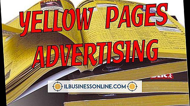 Kategori reklame og markedsføring: Effektene av annonsering i de gule sidene