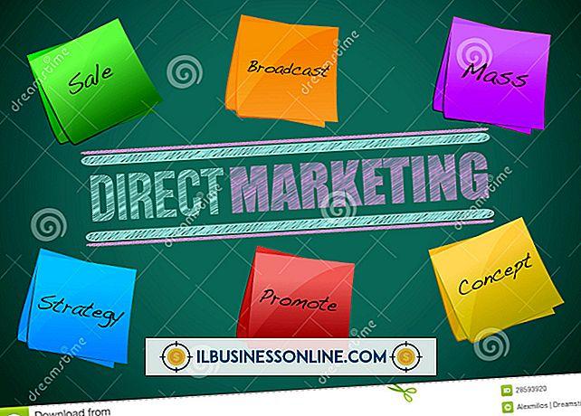 Koncepcje Direct Mail