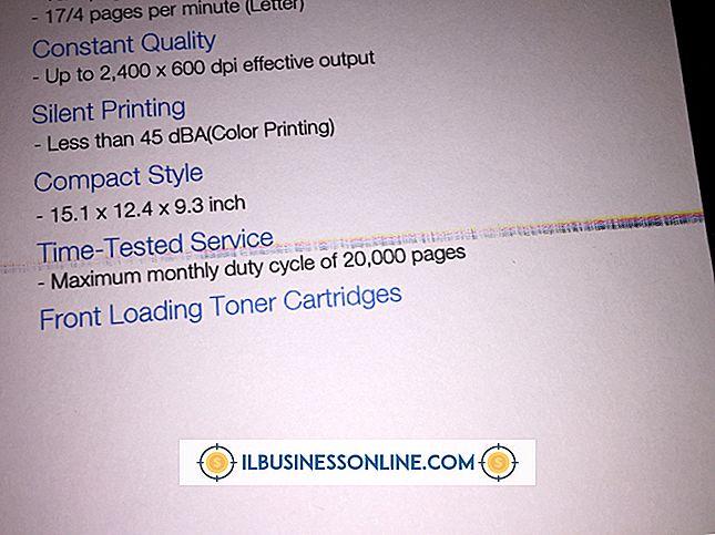 Was bewirkt, dass LaserJet-Druckerseiten verschmieren?