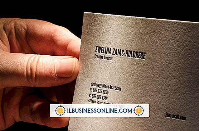 reclame marketing - Soorten papier voor visitekaartjes