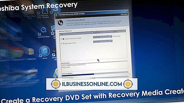 Cómo usar Toshiba Recovery Disk Creator