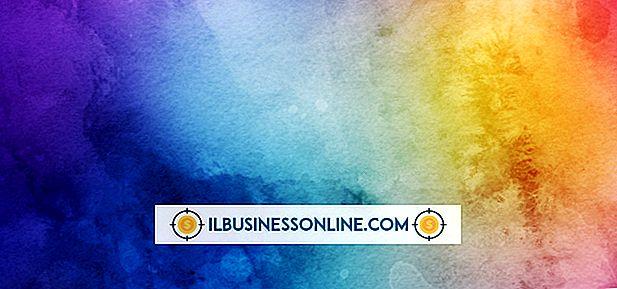 Cómo cambiar el color de fondo en una tarjeta de presentación en Publisher