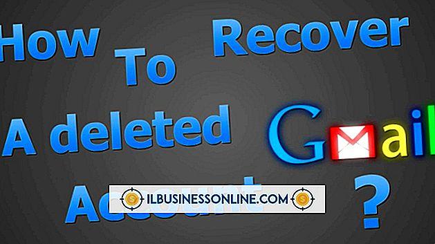 Werbung & Marketing - So machen Sie Google Mail rückgängig