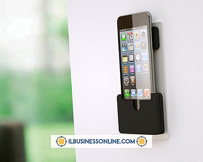 विज्ञापन विपणन - एक विनिर्माण वातावरण में एक iPod टच का उपयोग कैसे करें