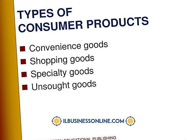 Kategori reklame og markedsføring: De fire typene forbrukerisme i markedsføring