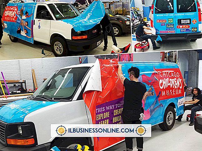 Kategorie Werbung & Marketing: Wie schreibe ich Werbung für eine Car Wrap-Promotion?