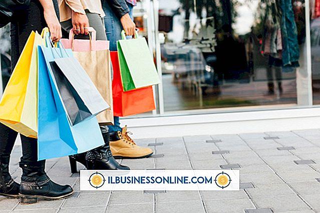 Kategori reklame og markedsføring: Sådan kører du fodtrafik til en butik