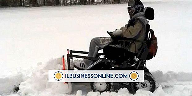 Kategori reklam och marknadsföring: Bra sätt att annonsera en Snow Plough Business