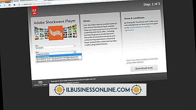 Kategori reklam och marknadsföring: Hämtar Shockwave Player för ett skrivbord