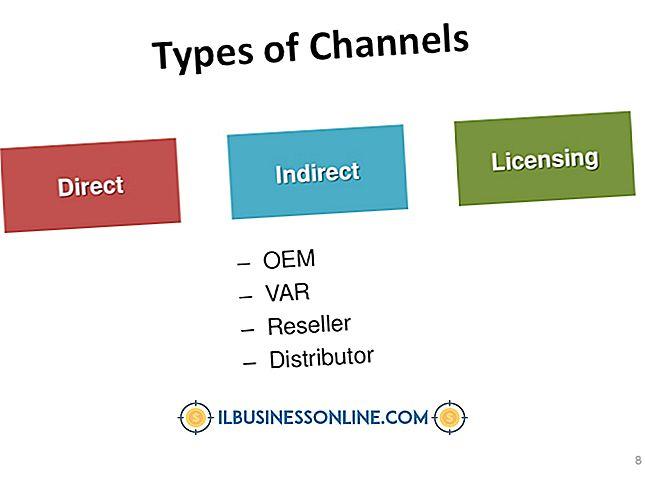 Categoria publicidade e marketing: O que é um canal direto de distribuição?