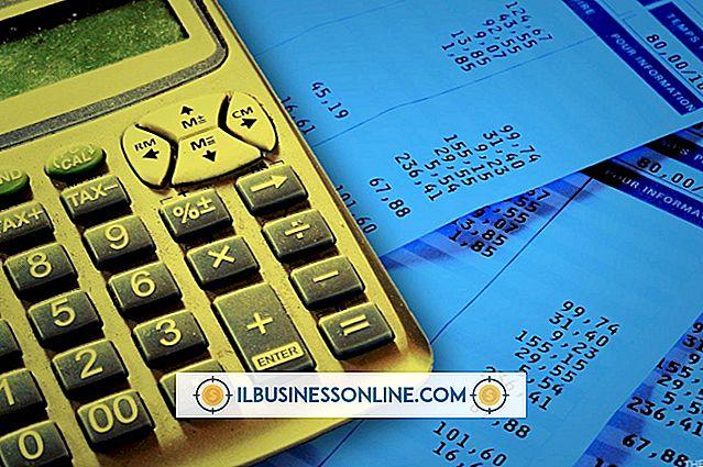 総利益と純利益を推定する方法