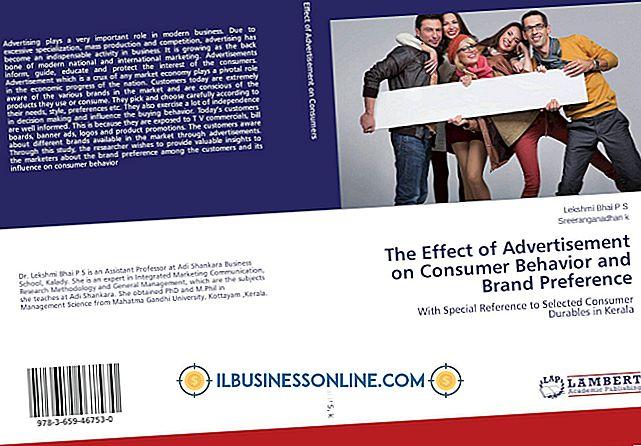 Virkningen af et mærke på forbrugernes adfærd