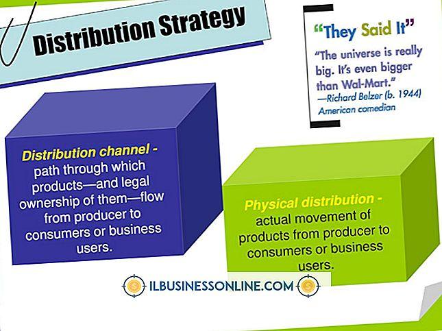 Distributeurstrategieën
