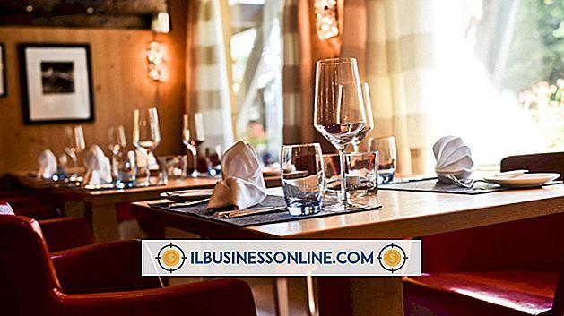 Kategorie Werbung & Marketing: Gute Werbeideen für ein High-End-Restaurant