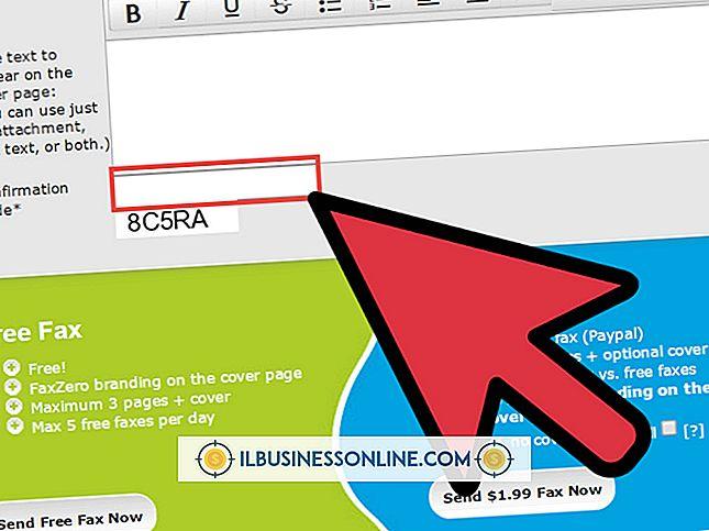 범주 광고 및 마케팅: 단계별로 팩스로 보내는 방법