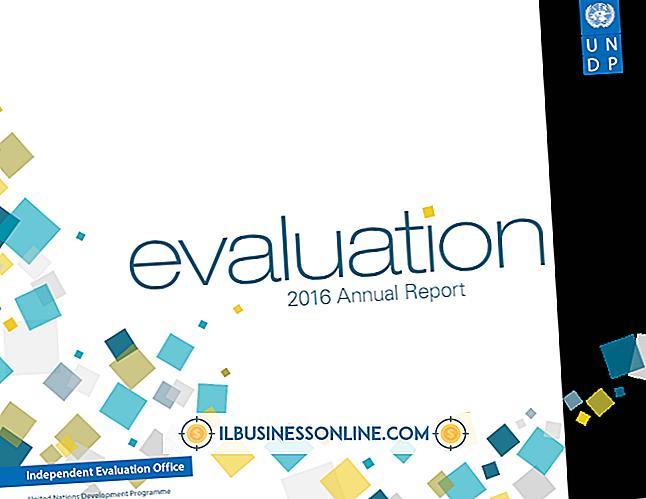 Cómo evaluar un informe anual
