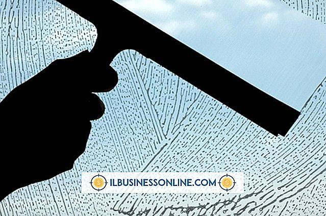विंडो धुलाई व्यवसाय विज्ञापन सलाह