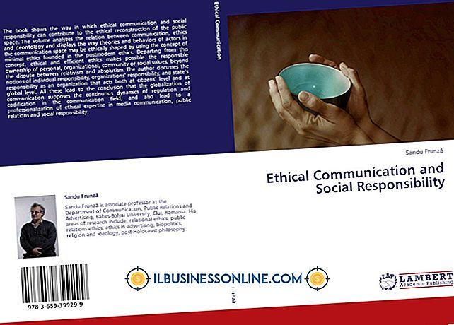 श्रेणी विज्ञापन विपणन: मार्केटिंग कम्युनिकेशन में नैतिकता
