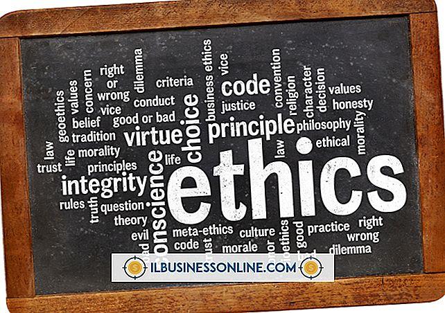 Kategori reklam och marknadsföring: Annan etik i arbetsplatsen och reklam