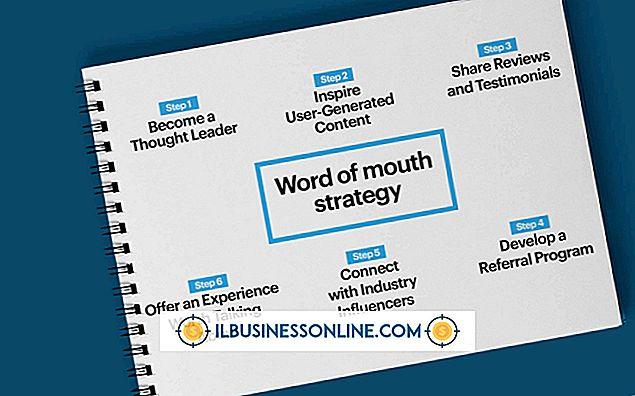 Strategie marketingowe Word of Mouth