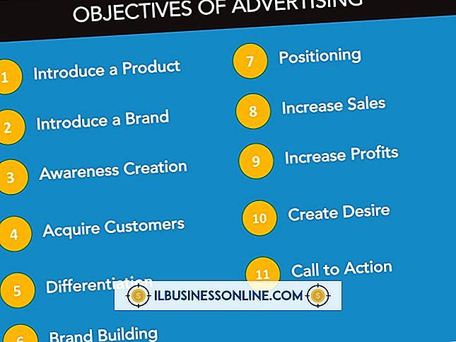 Det hierarkiske mål for markedsføring