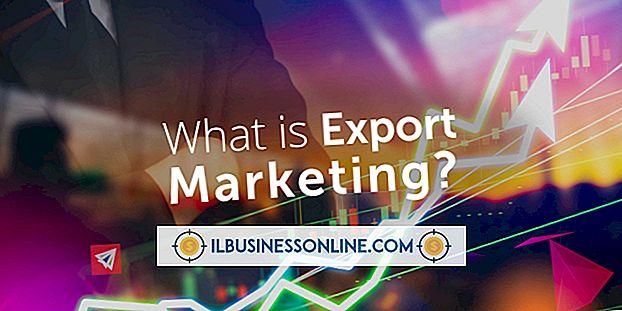 Kategorie Werbung & Marketing: Was ist Export-Merchandising?