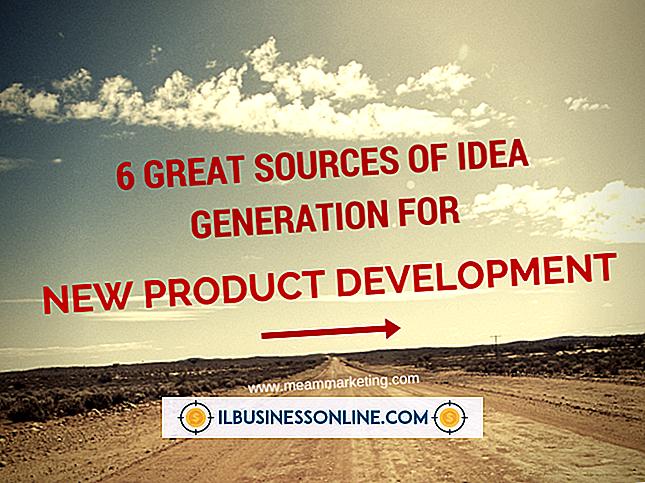 Categoría marketing publicitario: ¿Cuáles son las buenas fuentes de nuevas ideas de productos?