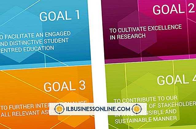 Zielaussagen für Ihren Non-Profit-Marketingplan