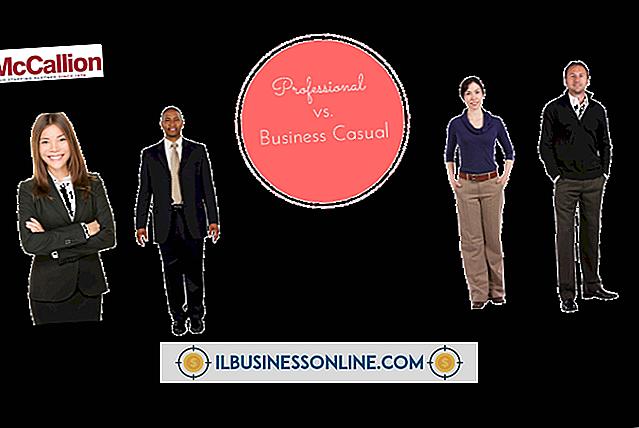 Casual Suits Vs.  Forretningsdragt