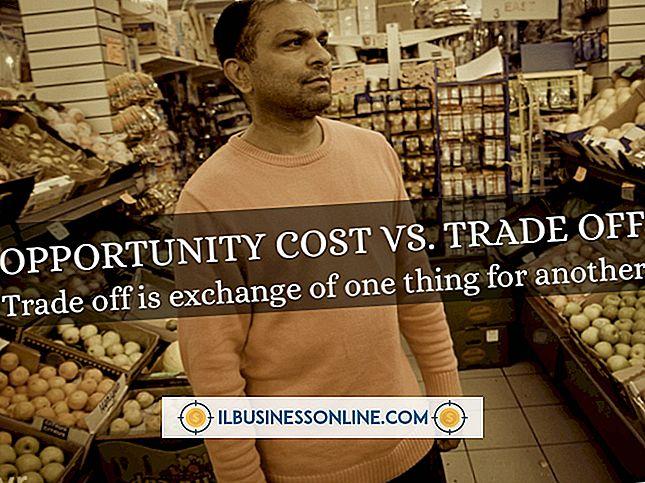 Categoria publicidade e marketing: Custo Diferencial vs. Custo de Oportunidade