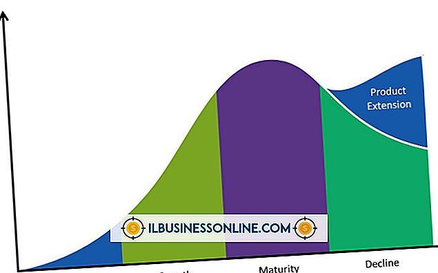 Kategorie Werbung & Marketing: Beispiele für Produktlebenszyklusphasen