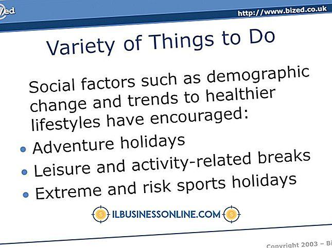 यात्रा और पर्यटन में विपणन को प्रभावित करने वाले कारक