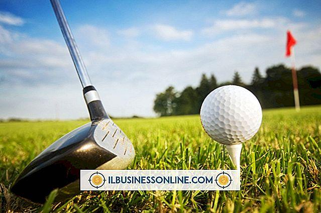 Wie man mit Facebook ein Golfturnier bewirbt