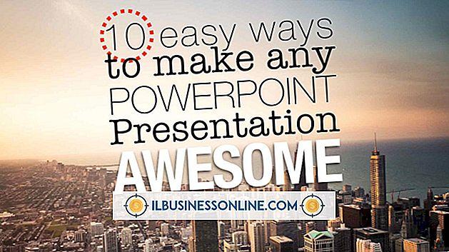 Morsomme måter å starte en presentasjon på