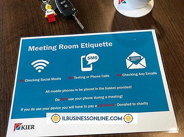 Kategori affärskommunikation och etikett: Email Etiquette för Outlook möten