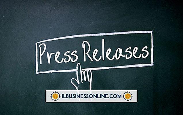 श्रेणी व्यापार संचार और शिष्टाचार: न्यू बिजनेस के लिए न्यूज रिलीज कैसे लिखें