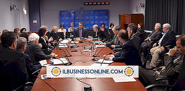 Was besprechen Sie in Vorstandssitzungen?