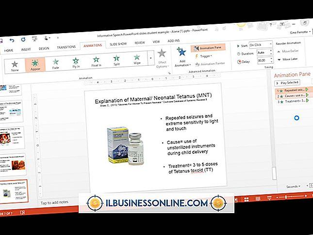 Kategori affärskommunikation och etikett: Så här döljer du text i PowerPoint