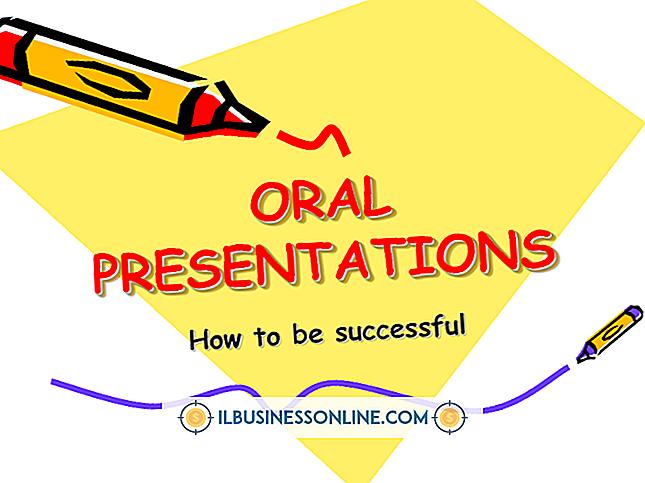 Hvordan skrive en muntlig presentasjon