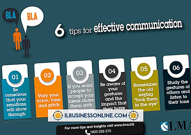 प्रभावी व्यापार संचार के तरीके
