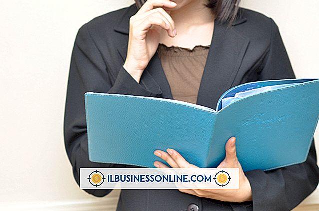 Hur man skriver en följa upp e-post till ett stort företagsmöte